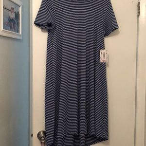 Lualroe dress  size. Med